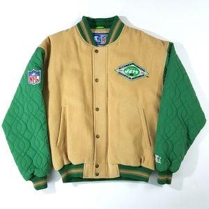 VTG NY Jets Super Bowl III Champs Starter Jacket